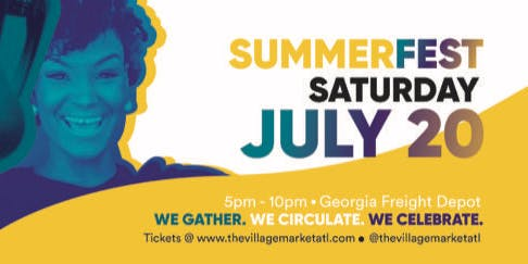 The Village Market Summer Experience