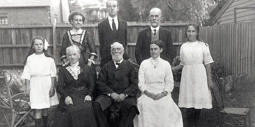 Getting Started with Family History (Part one)