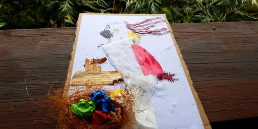 NaturallyGC Nature's art and craft workshop (kids)