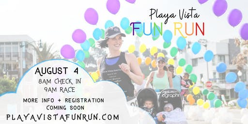 Playa Vista Fun Run
