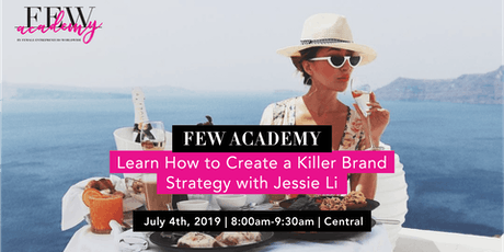 Using social media to create a killer brand strategy tickets