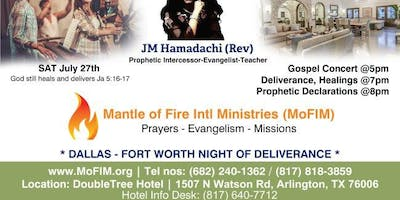 REVIVE ME night conference - I