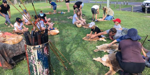 NaturallyGC Aboriginal Art and Culture Kids Workshops