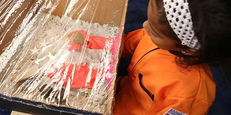 Alphabet rocket combo and astronaut glove exploratory boxes (ages 6-8) tickets