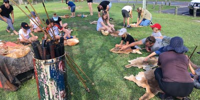 NaturallyGC Aboriginal Art and Culture - Kids Workshops