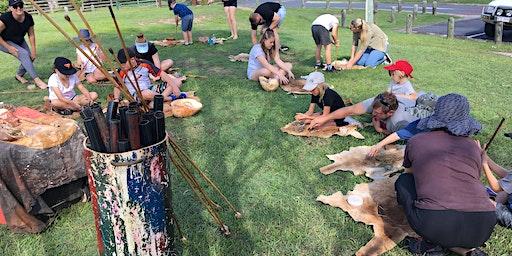 NaturallyGC Aboriginal Art and Culture - Kids Workshops