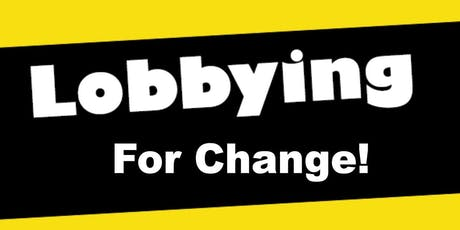 Lobbying for Change tickets