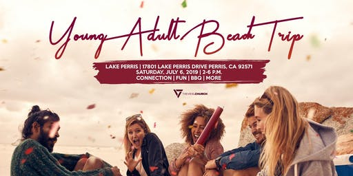 Young Adult Beach Trip