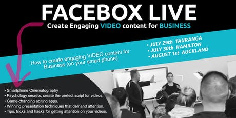 How to create engaging video content for social media tickets