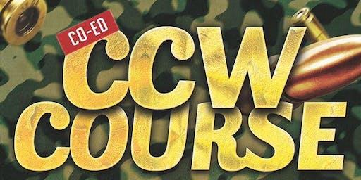 CO-ED CCW COURSE