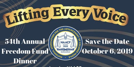 NAACP Lansing 54th Annual Freedom Fund Dinner tickets