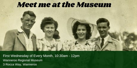 Meet me at the Museum in August tickets