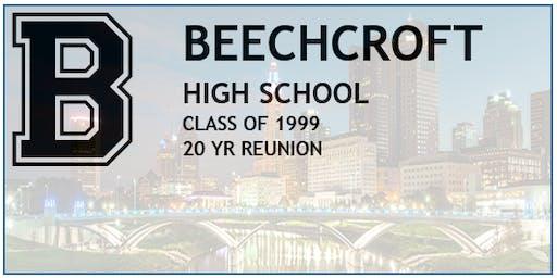Beechcroft High School Class of 1999 Reunion