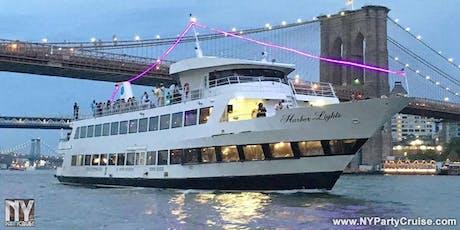 October Moonlight Midnight Yacht Cruise tickets