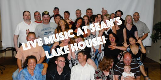 Sequim High School Class of 89 Lake Party at Sean's