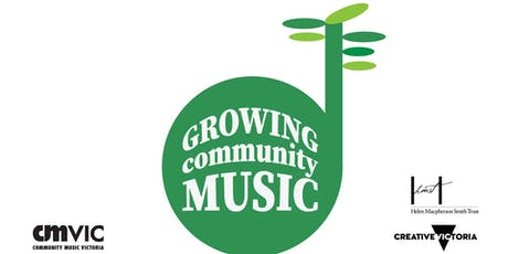 Growing Community Music  tickets