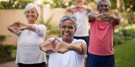 Fitness for Seniors tickets