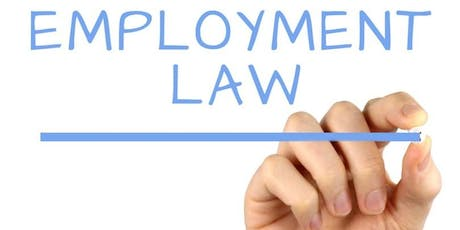 SOUTHLAND: Employment Law Update 2019 tickets