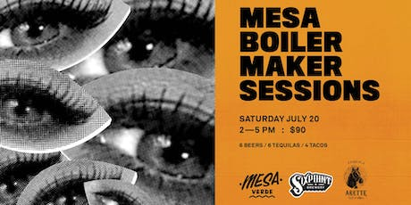 Boilermaker Sessions: Sixpoint Brewery x Tequila Arette tickets
