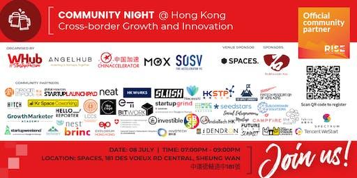 RISE Community Night - Cross-border Growth and Innovation