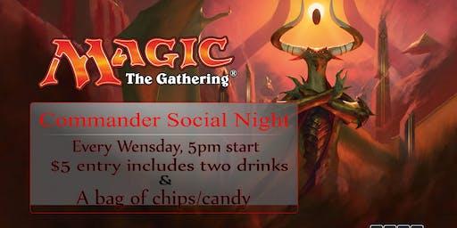 Playlive Nation Brea's Commander Social Night