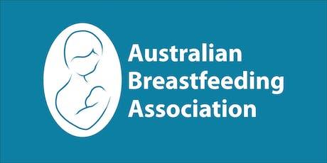 Breastfeeding Education Class - Ulverstone (September 2019) tickets
