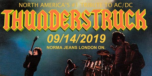 Thunderstruck - AC/DC Tribute London ON.