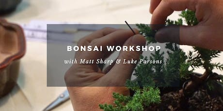 Introduction to Bonsai: A hands-on workshop tickets