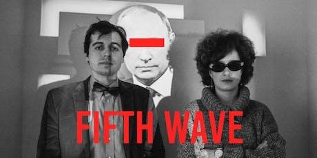 Fifth Wave. Photo Portraits by Maria Muzalevskaya tickets
