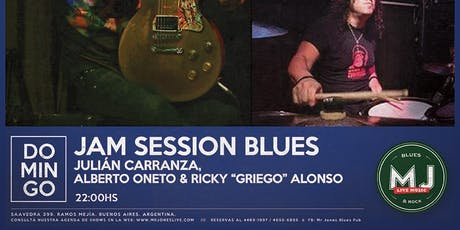 JAM SESSION ROCK & BLUES entradas