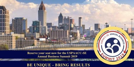 USPAACC-SE Annual Business Summit 2019 tickets