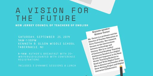 NJCTE Fall Conference 2019: Practices Designed for Success