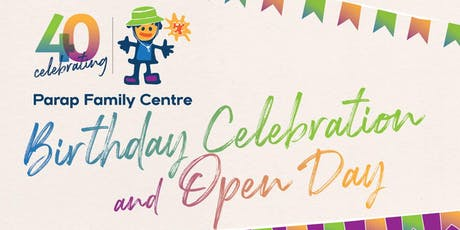 Parap Family Centre birthday celebration and open day! tickets