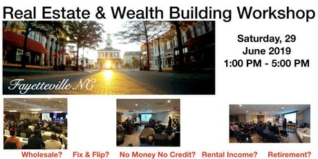 Free Real Estate Investment Workshop tickets
