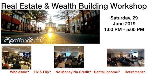 Free Real Estate Investment Workshop