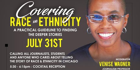 Covering Race and Ethnicity: A Guideline for Finding The Deeper Stories tickets