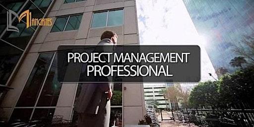 PMP® Certification 4 Days Virtual Live Training in Winnipeg