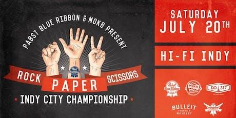 Spectator: 2019 PBR Rock Paper Scissors Indy Championship at HI-FI tickets