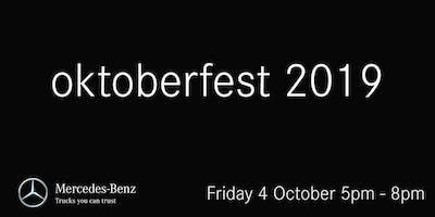 OKTOBERFEST 2019 | MERCEDES-BENZ TRUCKS SUNSHINE COAST