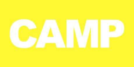 CAMP: Sat August 24 tickets
