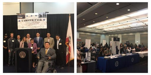 5th Annual Veterans & Persons with Disabilities Career Fair and Workshops