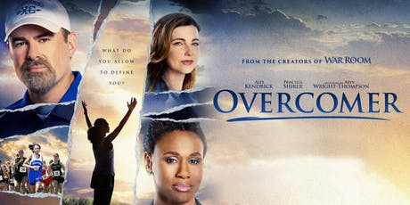 SPECIAL PREVIEW SCREENING - OVERCOMER tickets