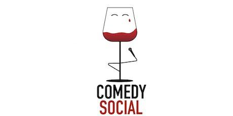Comedy Social tickets