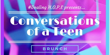 Conversations of a Teen tickets
