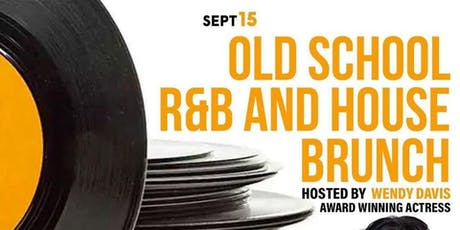 Old School R&B / House Brunch + Day Party (Chicago Football Classic) tickets