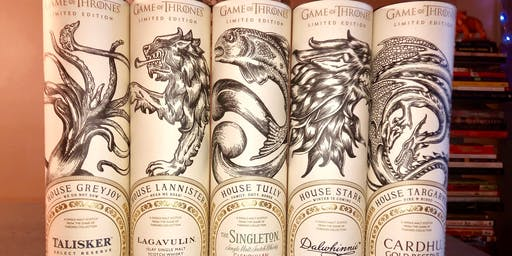 Whiskey Stories: Games Of Thrones Editions & Comedy