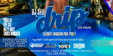 "The Mabstas and Sin Sity Sigmas presents ""Drip Mansion Pool Party""  tickets"