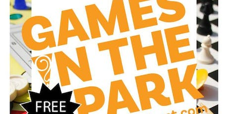 Vendors for Games in the Park tickets