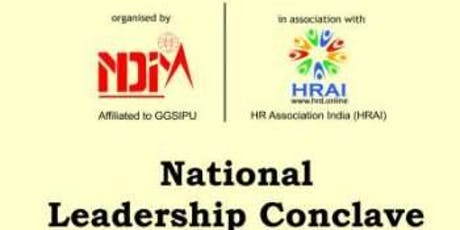 National Leadership Conclave tickets
