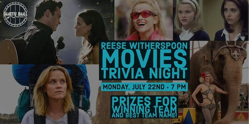 Reese Witherspoon Movie Trivia